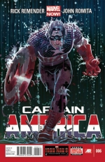 Captain America vol 7 # 6