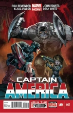 Captain America vol 7 # 7