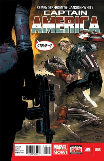 Captain America vol 7 # 8