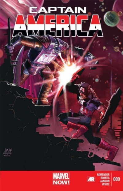 Captain America vol 7 # 9