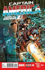 Captain America vol 7 # 10