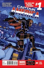 Captain America vol 7 # 16