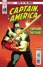 Captain America vol 8 # 696
