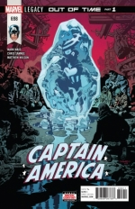 Captain America vol 8 # 698