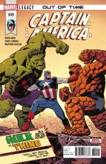 Captain America vol 8 # 699