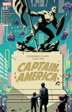 Captain America vol 8 # 701