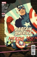 Captain America vol 8 # 702