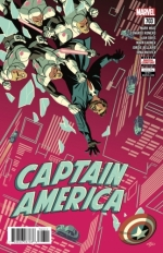 Captain America vol 8 # 703