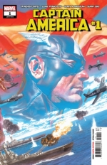 Captain America vol 9 # 1