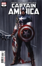Captain America vol 9 # 2