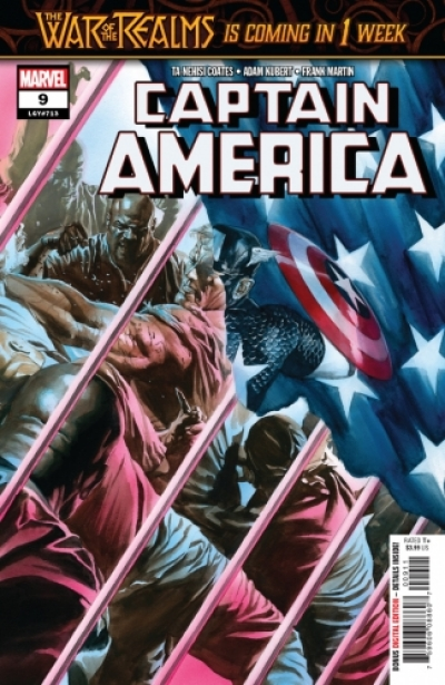 Captain America vol 9 # 9