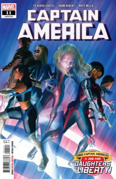 Captain America vol 9 # 11