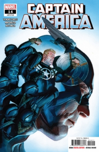 Captain America vol 9 # 14