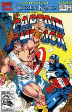 Captain America Annual # 11