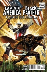 Captain America/Black Panther: Flags Of Our Fathers # 1