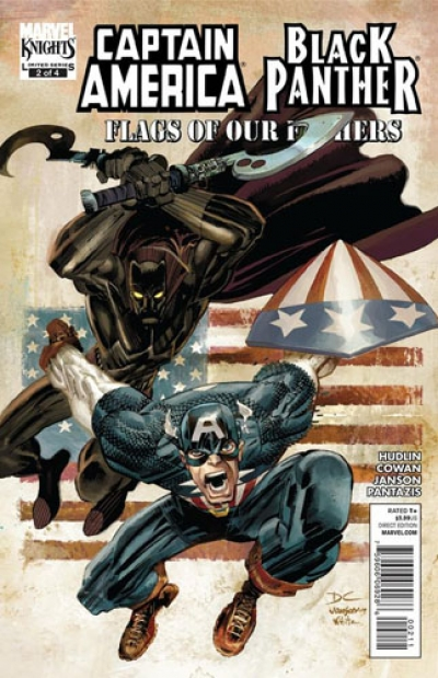 Captain America/Black Panther: Flags Of Our Fathers # 2
