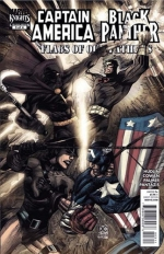 Captain America/Black Panther: Flags Of Our Fathers # 3