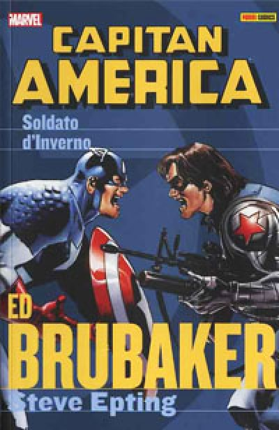 Capitan America Ed Brubaker Collection # 2