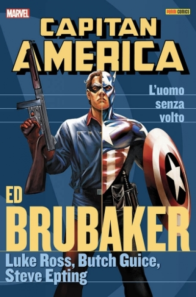Capitan America Ed Brubaker Collection # 9