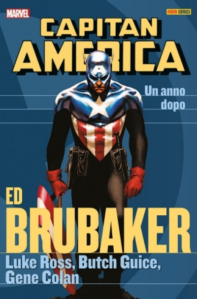 Capitan America Ed Brubaker Collection # 10