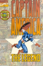 Captain America: The Legend # 1