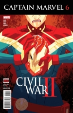 Captain Marvel vol 8 # 6