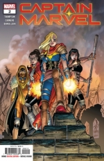 Captain Marvel vol 10 # 2