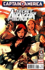 Captain America And The Secret Avengers # 1