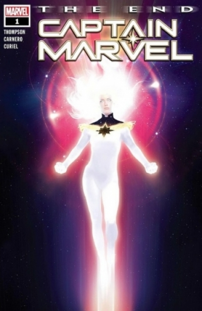 Captain Marvel: The End # 1