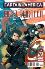 Captain America And The First Thirteen # 1