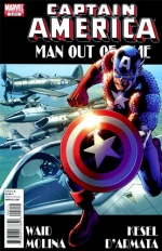 Captain America: Man Out Of Time # 2