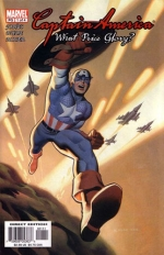 Captain America: What Price Glory # 1