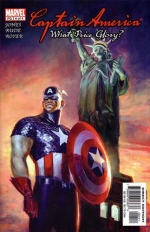 Captain America: What Price Glory # 4