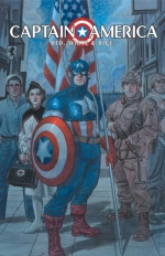 Captain America: Red, White & Blue # 1