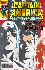 Captain America: Sentinel of Liberty # 2