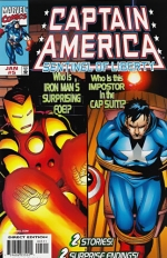 Captain America: Sentinel of Liberty # 5