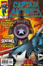 Captain America: Sentinel of Liberty # 9
