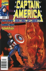 Captain America: Sentinel of Liberty # 11