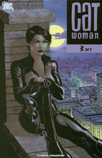 Catwoman (miniserie) # 3