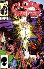 Cloak And Dagger vol 2 # 3