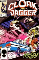 Cloak And Dagger vol 2 # 5