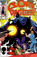 Cloak And Dagger vol 2 # 8