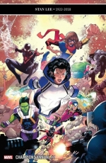 Champions Annual # 1