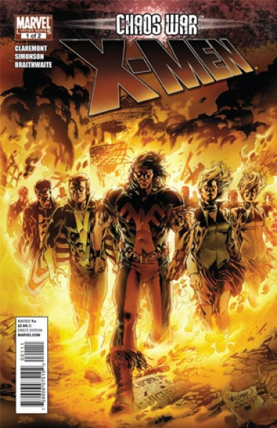 Chaos War: X-Men # 1