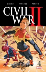 Civil War II  # 4