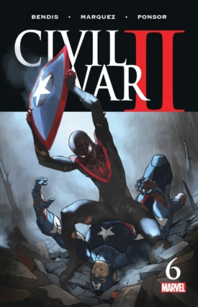 Civil War II  # 6
