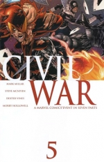 Civil War # 5