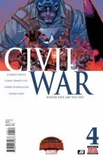 Civil War (Secret Wars 2015) # 4