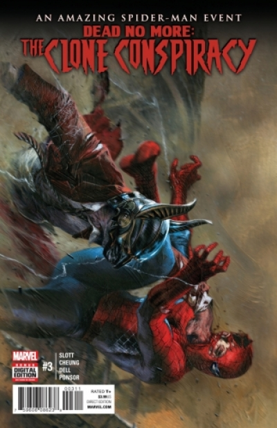 The Clone Conspiracy # 3