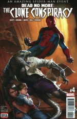 The Clone Conspiracy # 4